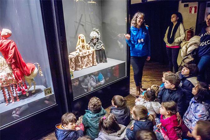 Segovia para padres con niños: actividades hasta diciembre