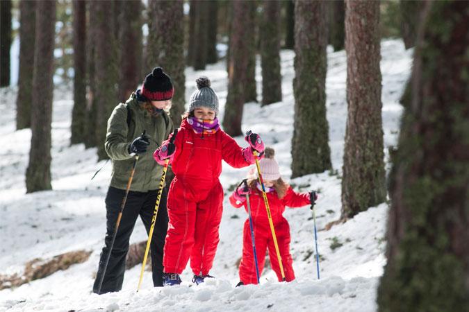 Actividades familiares para marzo en el Camping Monte Holiday