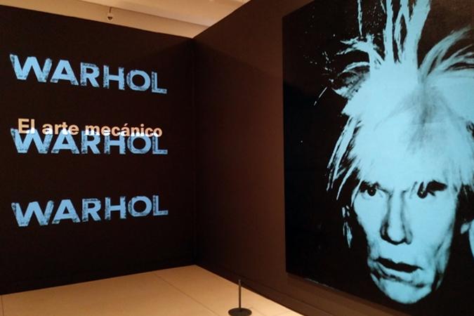Andy Warhol: el espectáculo del arte pop en CaixaForum Madrid