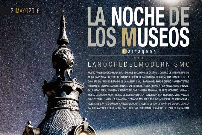 Noche de los Museos especial para niños en Cartagena