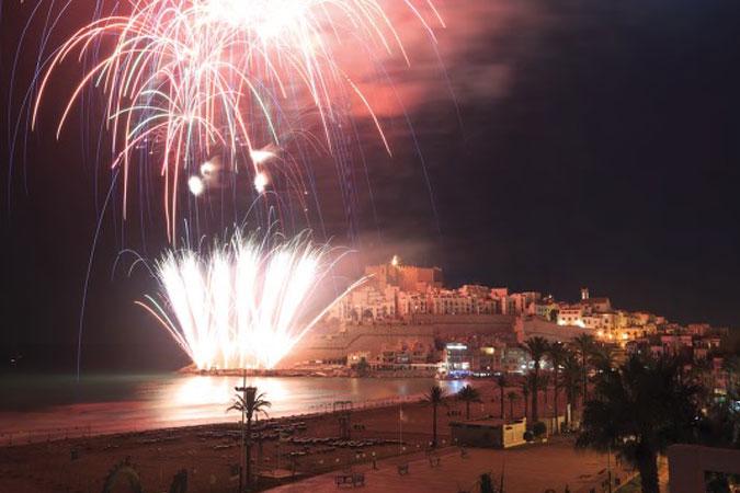 Cartagena y Peñíscola celebran sus fiestas en septiembre