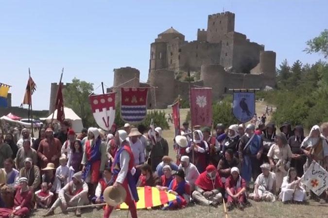 Regresa al Medievo este fin de semana en el Castillo de Loarre