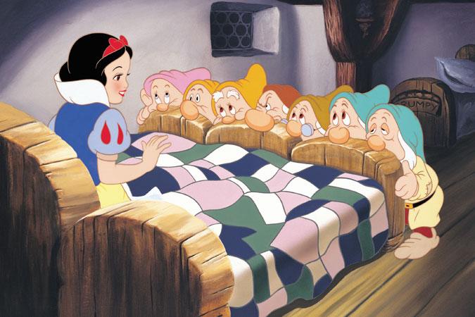 Disney sigue muy, pero que muy vivo