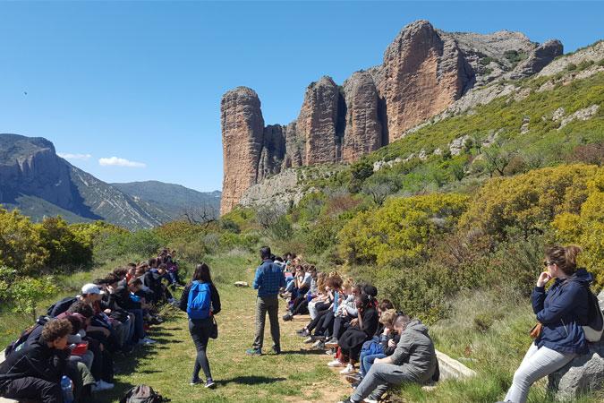 Ecoaventura Pirineos prepara sus propuestas para el verano 2019