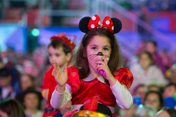El Carnaval llega a los avalados con el Sello de Turismo Familiar