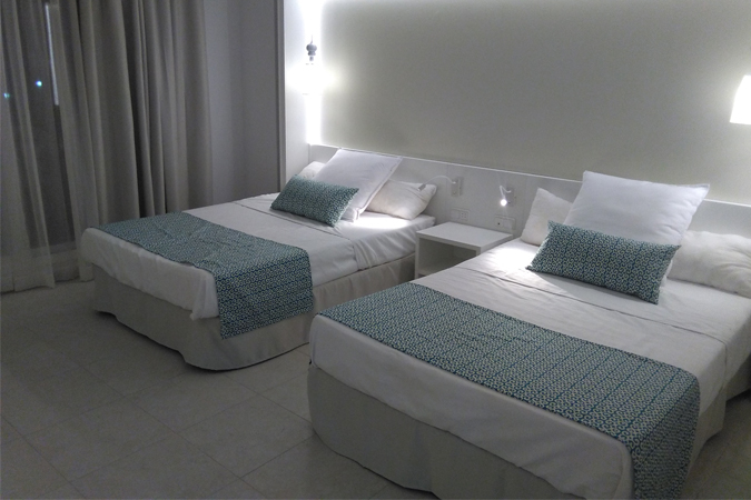 El GHP reabre sus puertas con habitaciones reformadas