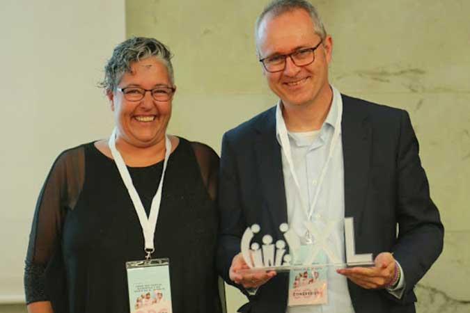 El Gran Hotel Peñíscola recibe un premio de Fanucova