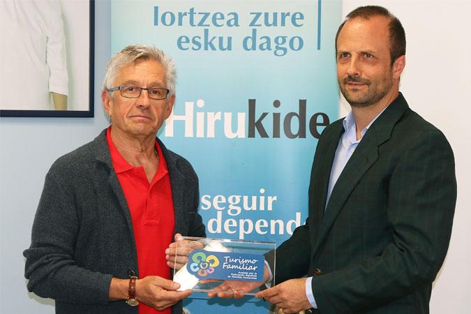 El País Vasco acoge el primer jardín botánico con el Sello