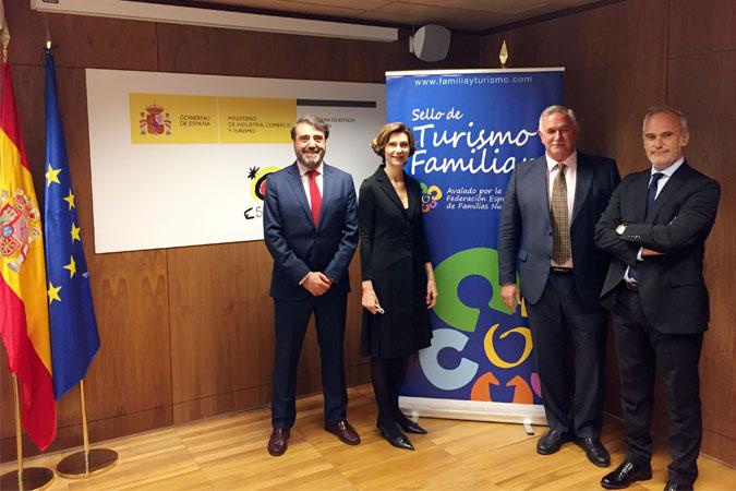 El STF se consolida como Club de Producto de Turismo Familiar