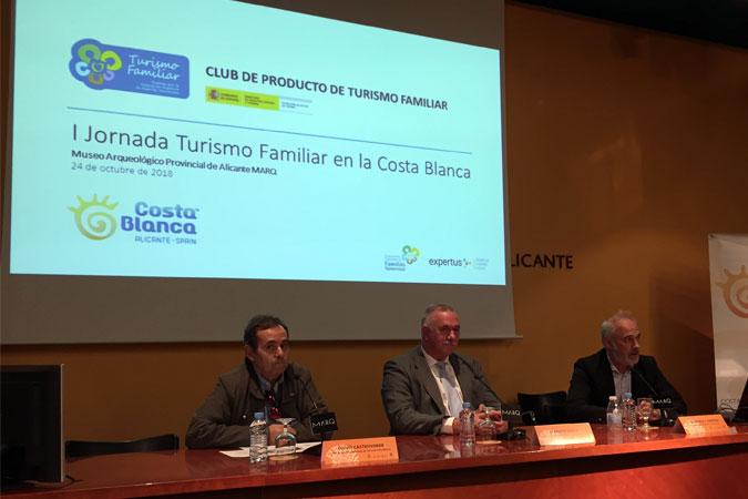 El STF, protagonista en unas jornadas en Alicante