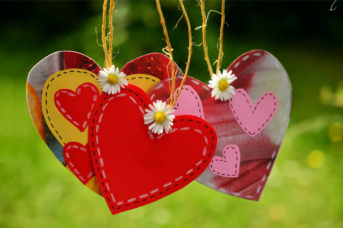 Escapadas románticas sólo para padres por San Valentín