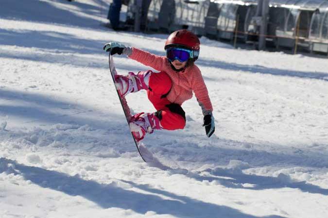 Kids Escuela de Esquí: ¿cuándo empezar a practicar snow?