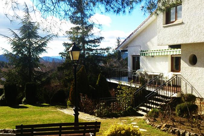 La Casa Rural Deo Gratias, preparada para la primavera