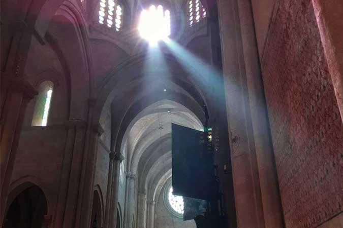 La catedral de Tarragona estrena horario de invierno