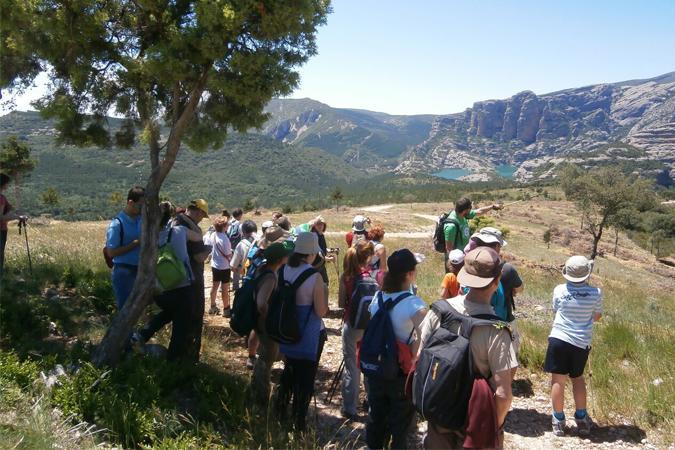La Hoya de Huesca da la bienvenida a sus actividades familiares de verano