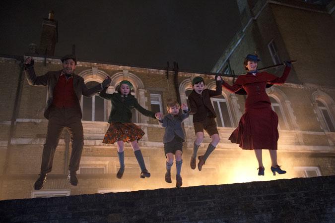 La magia y la ilusión regresan al cine con Mary Poppins