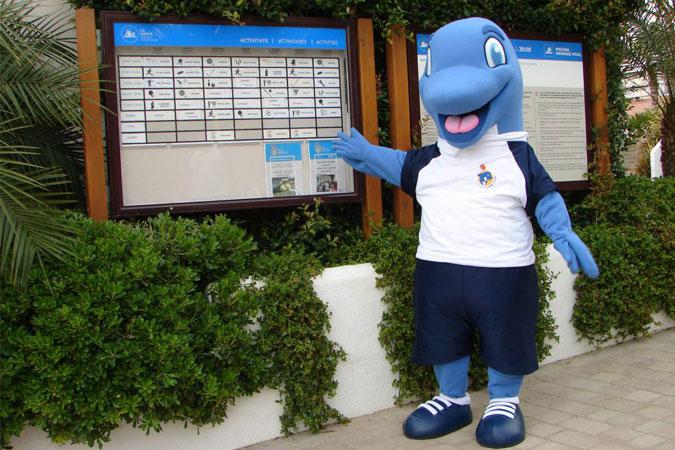 La Siesta Salou Camping Resort presenta a Dofy, su mascota