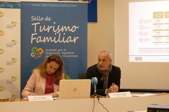 Aumenta el turismo cultural y de naturaleza entre las familias