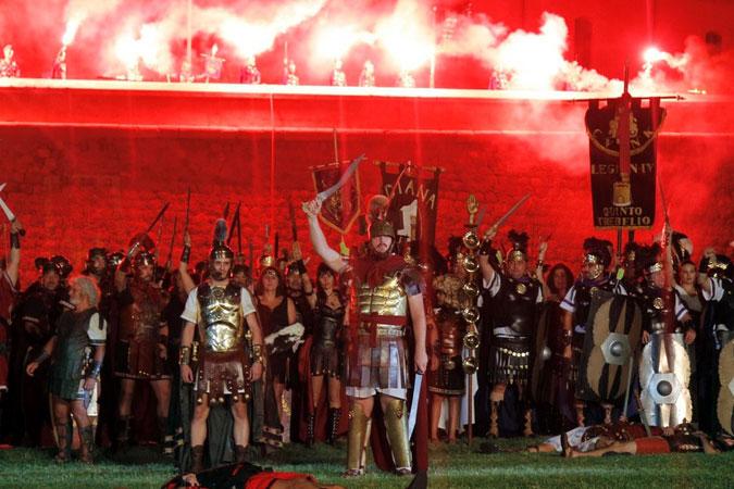 Llegan a Cartagena las Fiestas de Carthagineses y Romanos