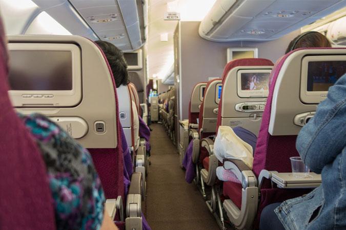 Lo que menos nos gusta al viajar en avión no es el precio