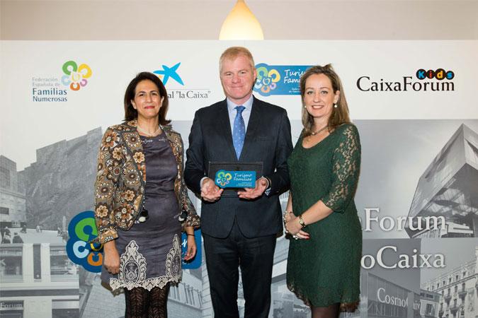Los CaixaForum y CosmoCaixa Barcelona reciben el Sello