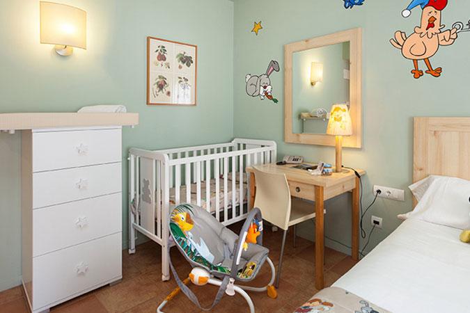 Los Vilars Rurals estrenan nuevas baby rooms este verano