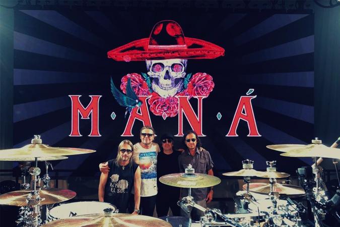 Maná recalará en Vigo el 23 de julio con su Latino Power Tour