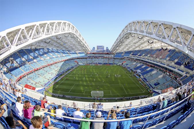 Mundial de Fútbol: aumentan un 400% los viajes de españoles a Rusia