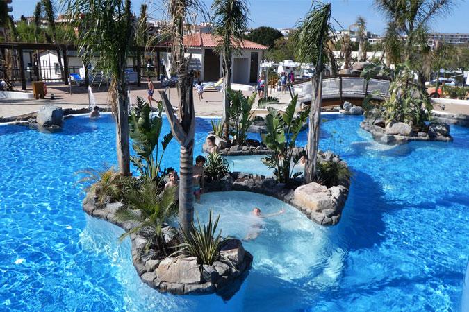 Novedades veraniegas en La Siesta Salou Camping & Resort