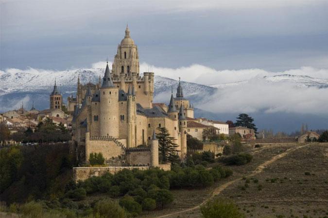 Organiza con tiempo tu visita a Segovia en familia