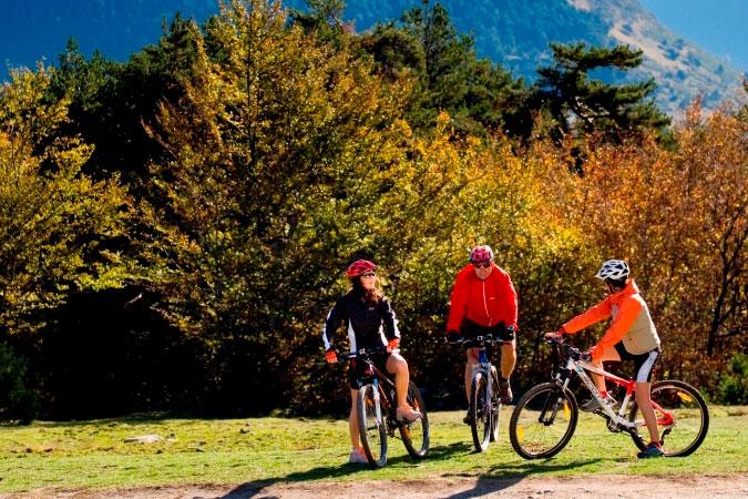 Disfruta el otoño en familia en la Val d