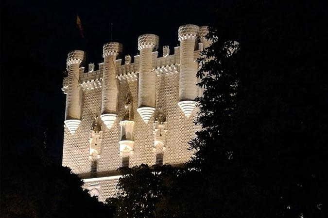 """""""Paseos al Anochecer"""" en Segovia, un lujo de visita"""