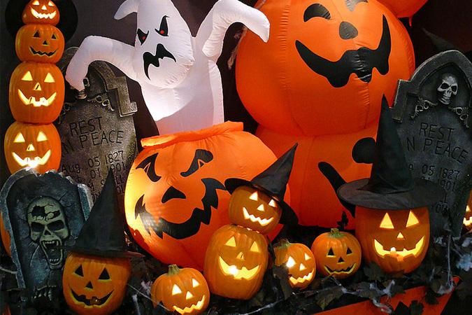 ¿Preparados para una noche de terror en Halloween?