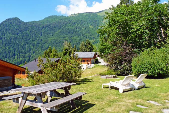 ¿Qué tal unas vacaciones familiares en Suiza?