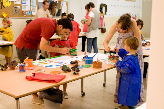 Regresan las Visitas Taller para Familias del Museo Thyssen