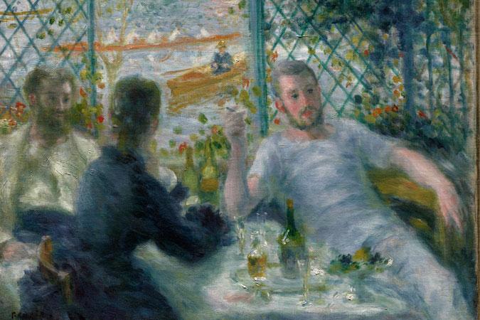 """""""Renoir: intimidad"""" o cómo ver el arte con los cinco sentidos"""