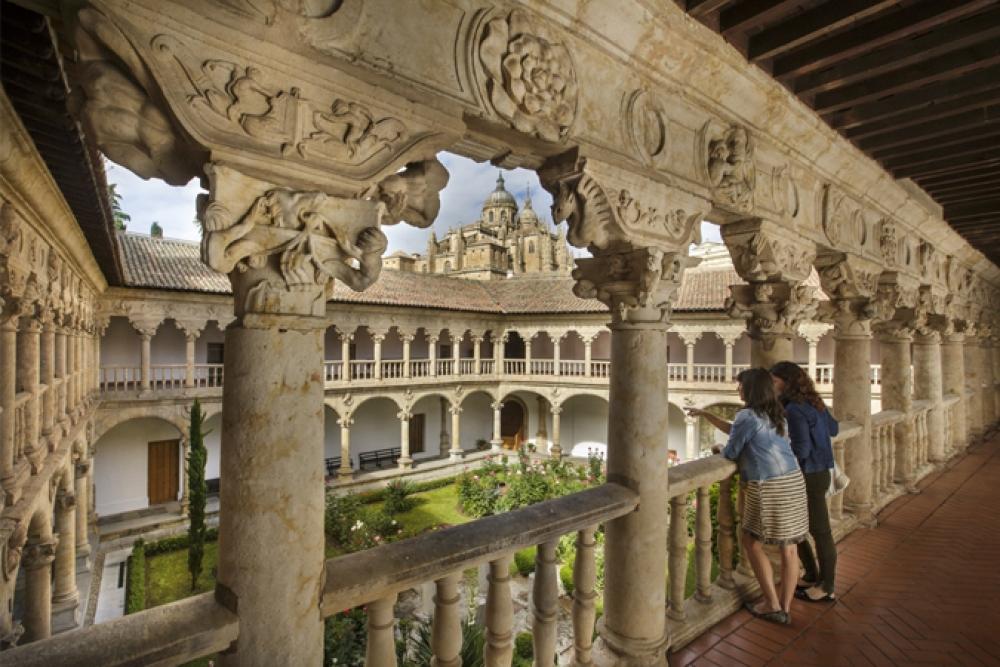 Salamanca, ideal para una escapada de cuatro días con tu familia