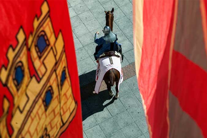 Todo preparado para el Fin de Semana Cidiano en Burgos