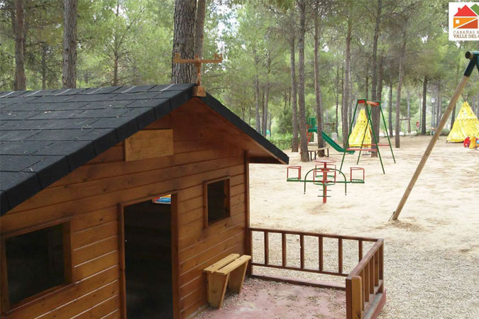 Un mundo de diversión para niños en Valle del Cabriel