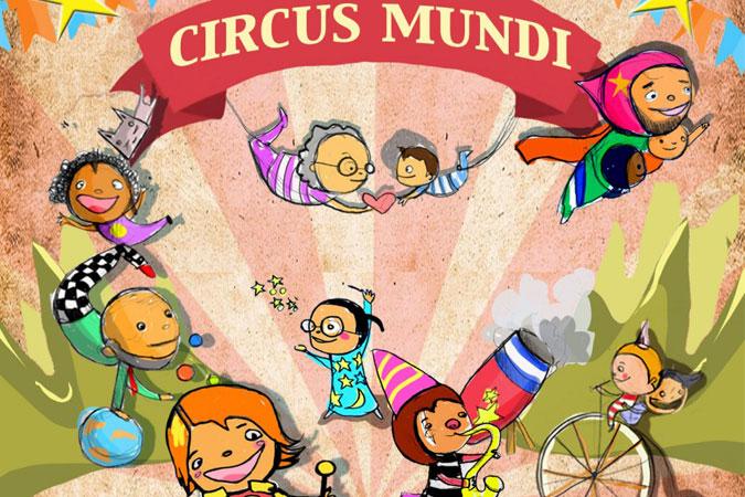 Un verano de circo gracias a Circus Mundi, de Planeta 40