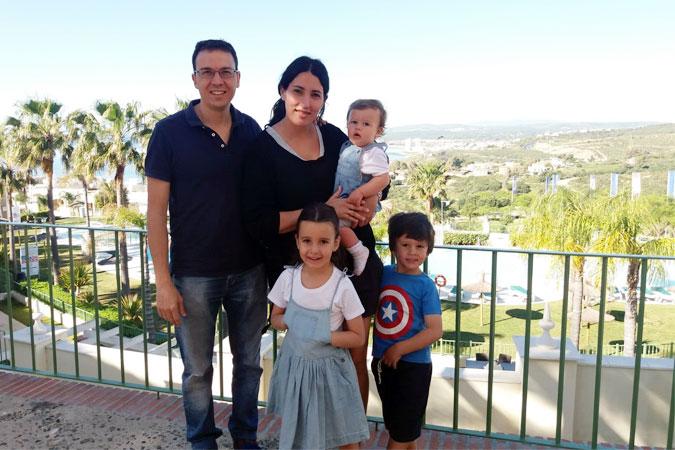 Vacaciones en familia con P&V: un aniversario muy especial