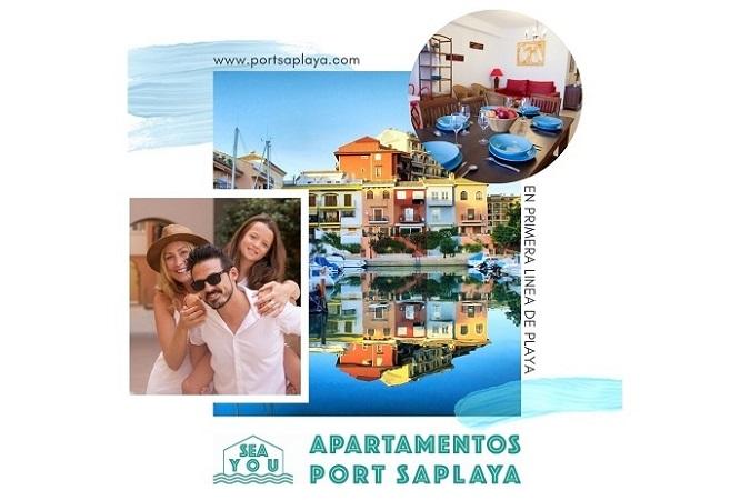 Sea You Apartamentos Valencia Port Saplaya