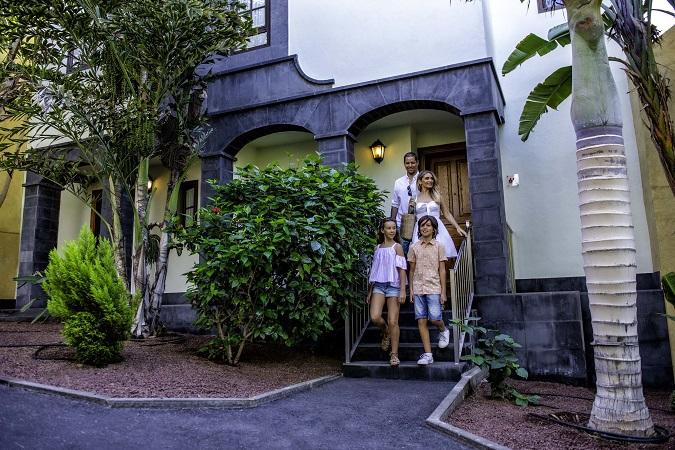 5 % de descuento en el Hotel Suite Villa María