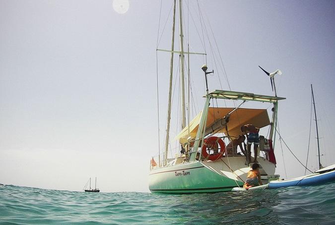 Delta Yacht: en marzo, crucero familiar en velero con 10% de descuento