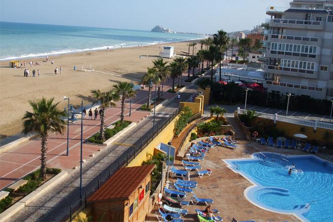 Gran Hotel Peñíscola: oferta alojamiento + Pasión de Ulldecona