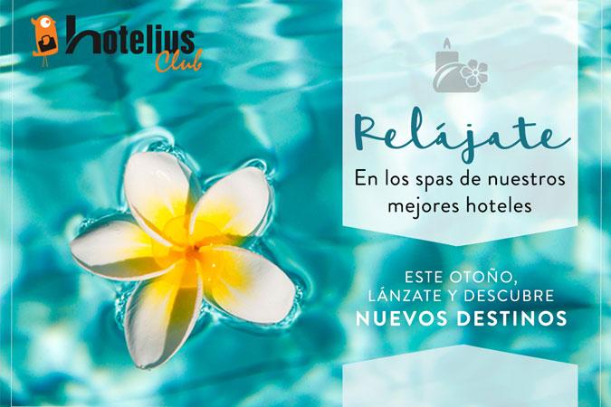 Hotelius Club - Escapadas de relax desde 53 euros