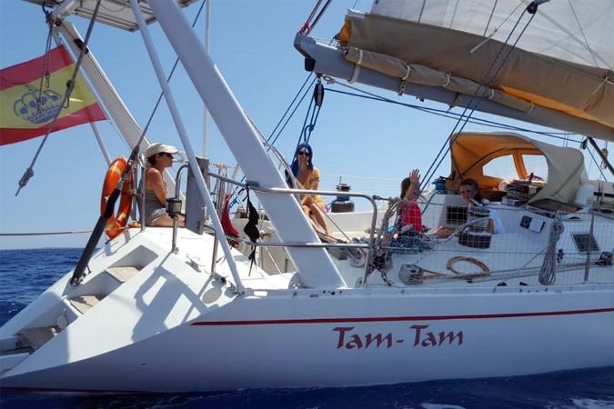 Ibiza y Formentera a bordo de un velero, con descuentos para socios