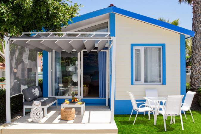 Marjal Guardamar: junio y julio, bungalow + desayuno