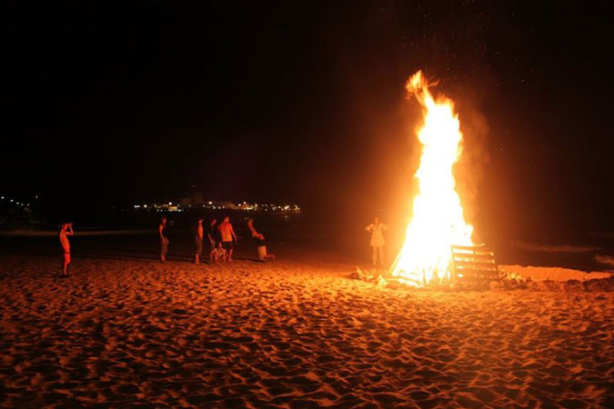 Noche de San Juan con un 5% de descuento en Camping La Masía