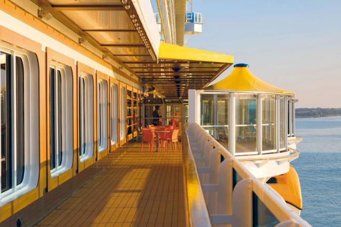 Reserva ya tu crucero por el Mediterráneo 2019 con Másdecuatro